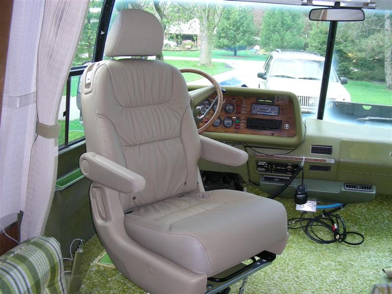 Honda Odessey Swivel Seats